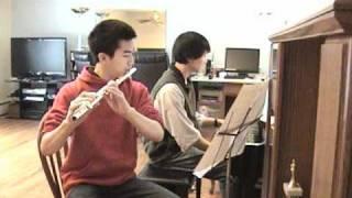 Primavera (Ludovico Einaudi) - Flute/Piano duet