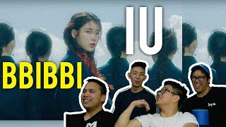Iu 아이유 Bbibbi 삐삐 (mv Reaction) #shesperfect
