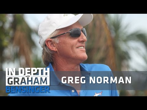 Greg Norman: Rejecting millions to bet on myself