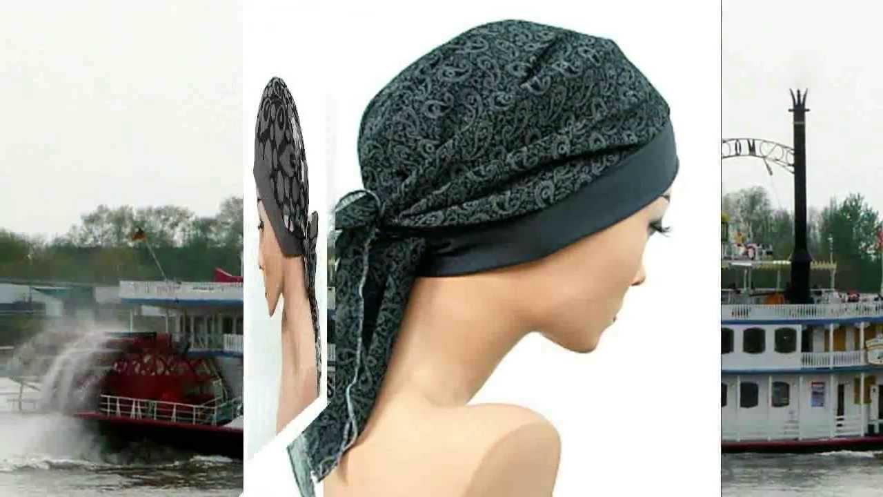 Kopftuch aus meiner Hut-Design-Werkstatt: Kopfbedeckungen ...