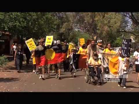 Nuclear Waste Dump On Aboriginal Land