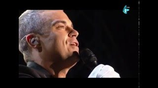 Robbie Williams The Road To Mandalay Live In Serbia 2015