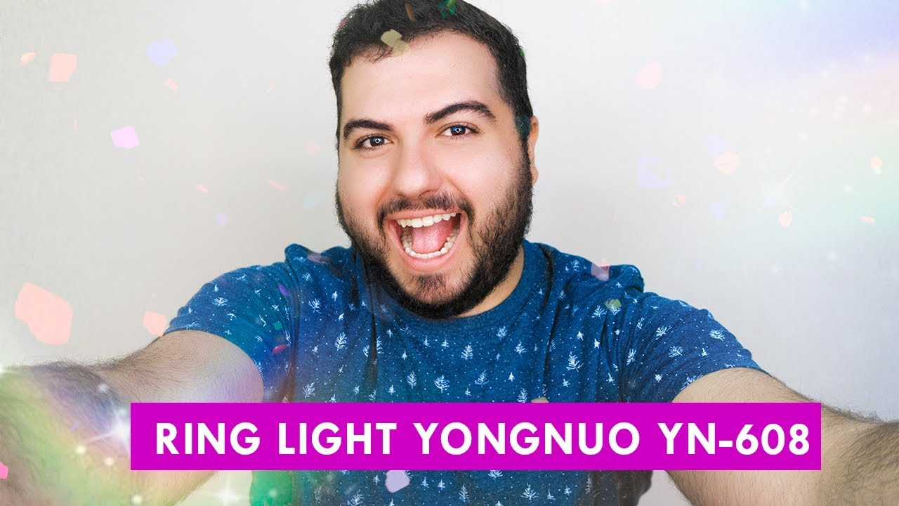 Ring Light Yongnuo