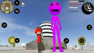 STICKMAN ROPE HERO - Walkthrough Gameplay Part 18 (iOS Android)