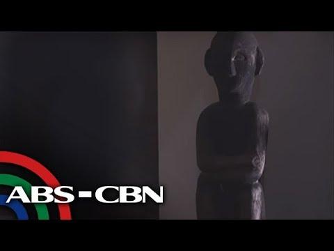 TV Patrol: Antigong 'Bulul' sa bahay ni Cory Quirino, may dalang kababalaghan?