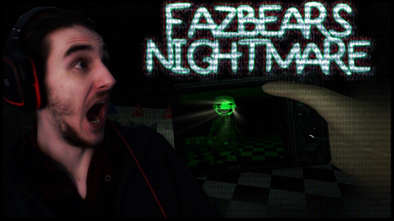 nightmare deutsch