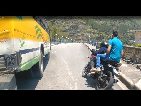Himachal Roads | Race track | Attack Mode | Yamaha R15