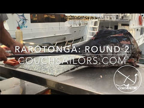 Rarotonga Round Two || COUCHSAILORS Sailing Journal #17