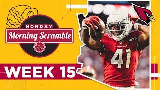 Muffin Like a Victory Monday Morning Scramble | Arizona Cardinals