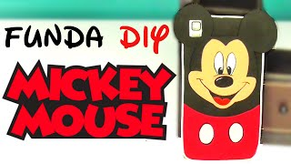 Funda de Mickey Mouse para móvil o celular - Fundas Disney