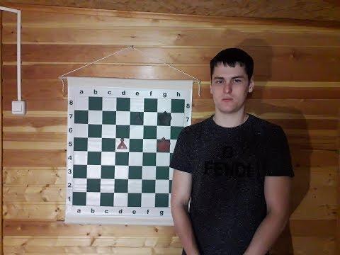 Взятие на проходе в шахматах. Битое поле в шахматах видео.