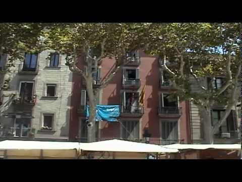 Spain - Barcelona (Hotel Camper, Las Ramblas, Metro, Parc Guell), Valencia
