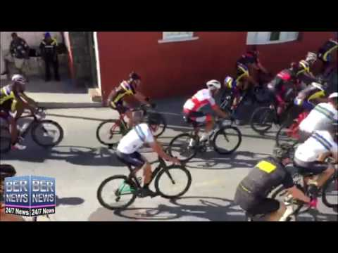 Cycling Start Bermuda Day, May 24 2017