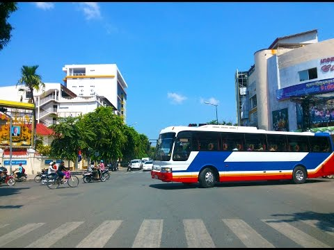 Asian Travel - On The Way To Preak Leap For A Yummy Lunch - Phnom Penh On Youtube