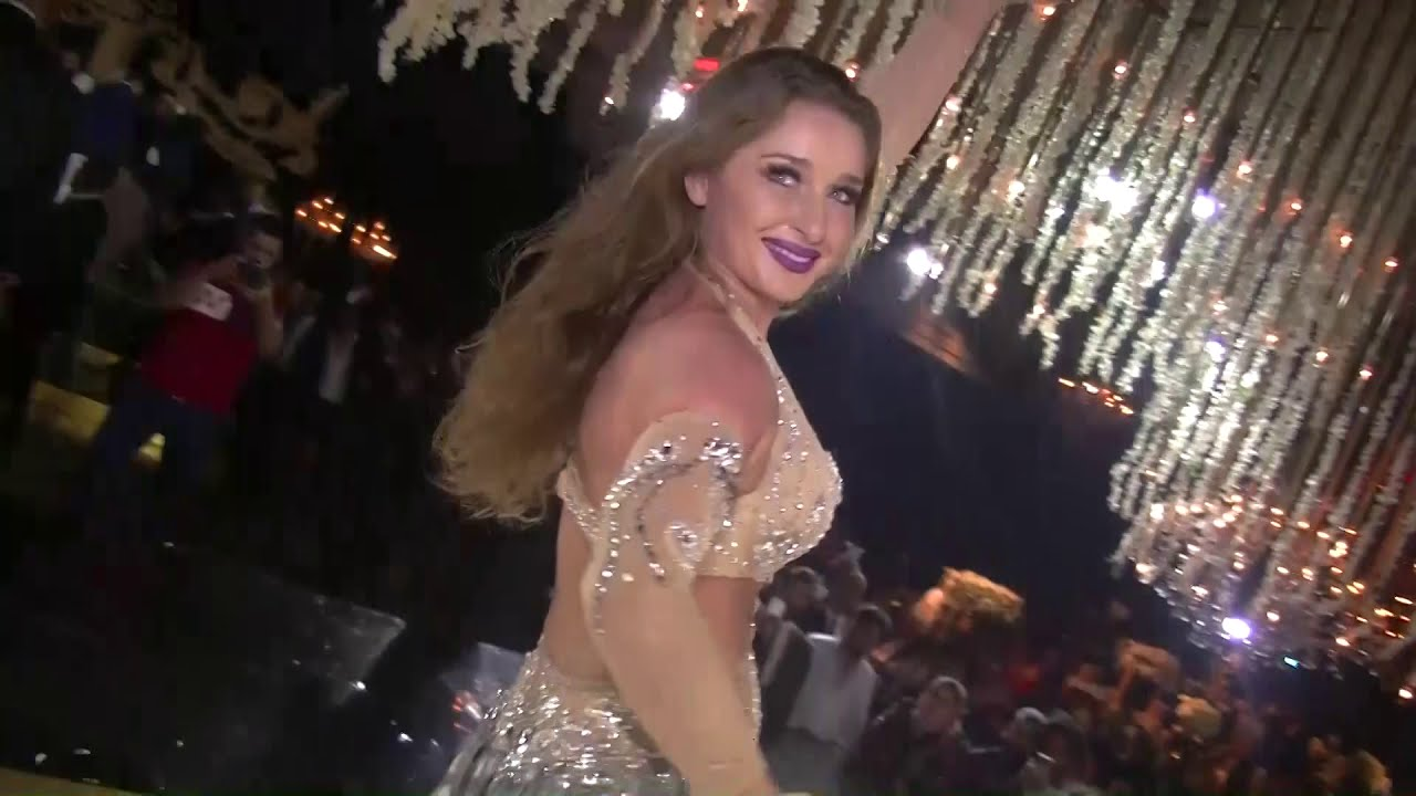 ANASTASIA BISEROVA BEST BELLYDANCER EGYPTIAN WEDDING