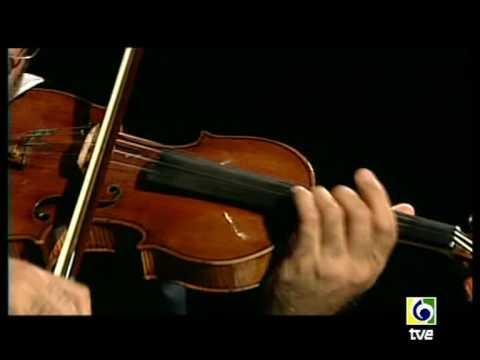 Leonidas Kavakos and Enrico Pace playing Beethoven Violin Sonata No.6, Op.30 No.1 (2 of 3)