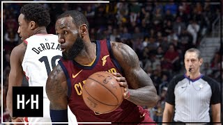 Toronto Raptors vs Cleveland Cavaliers - Highlights | March 21, 2018 | 2017-18 NBA Season