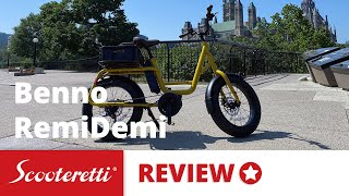 The New Benno RemiDemi Electric Cargo Bike - Is it Worth It?
