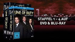 Line of Duty Staffel 1 - 4 | Trailer (deutsch)