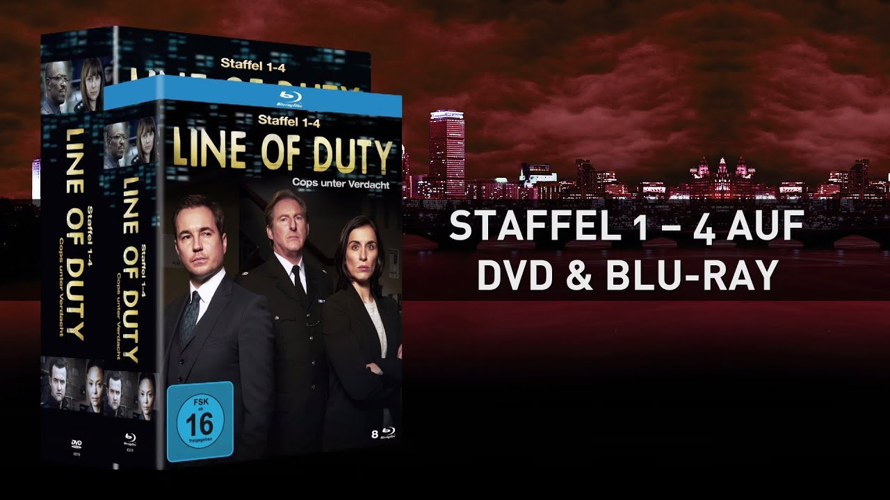 line of duty deutsch