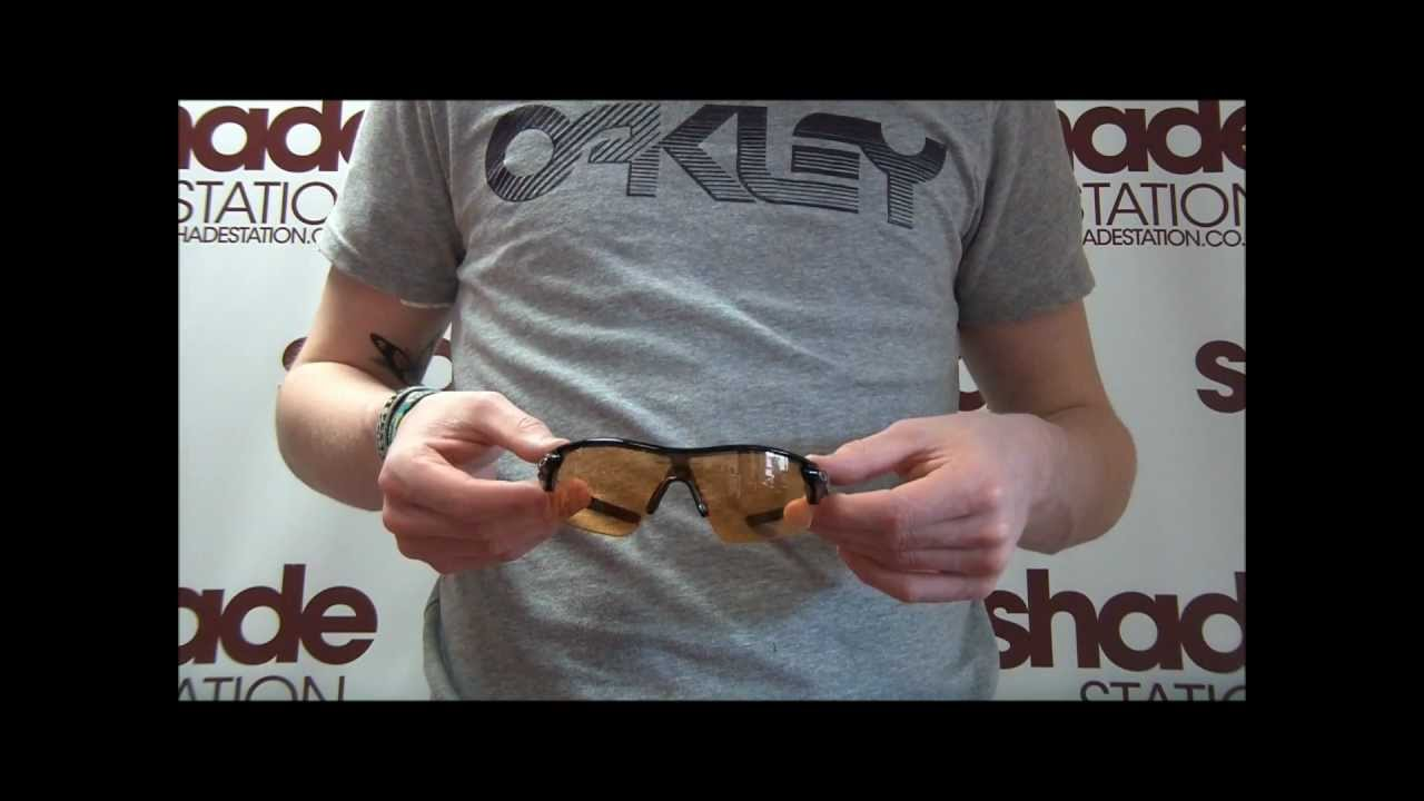 a8d06f6299 Oakley Radarlock Pitch Sunglasses Review - OO9182-01 - YouTube