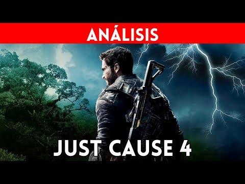 ANÁLISIS JUST CAUSE 4 (Xbox One X, 4K) - ESPECTACULAR y DIVERTIDO, pero REPETITIVO - REVIEW
