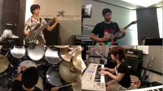 Outcry / Dream Theater (Band Cover)