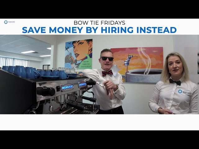 BOW TIE FRIDAY E20 - Save Money by Hiring Instead