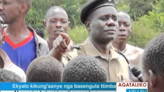Ekyalo kikung'aanye nga basengula ttimba thumbnail