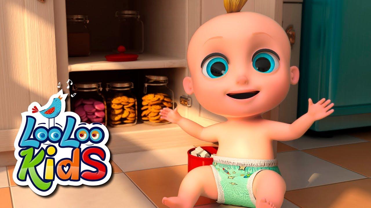 Download Channel Trailer LooLoo KIDS Johny Johny Yes Papa   Five Little DUCKS l Nursery Rhymes