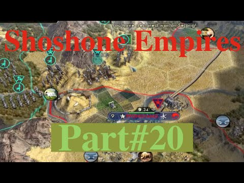 Shoshone Empires 20: Deity on a Huge Map! (Phantom Gold) + NEW SERIES ANNOUNCEMENT!