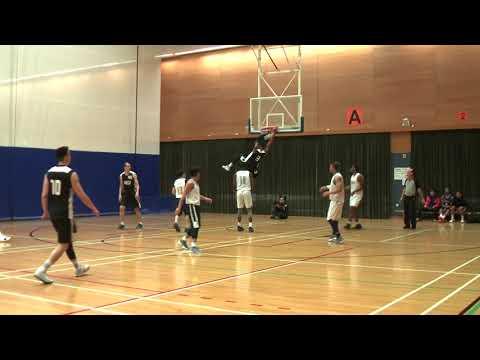 20180407 SwingMan King's Cup Asia Sports Education Academy vs Yu MVP精華 ASEA#3