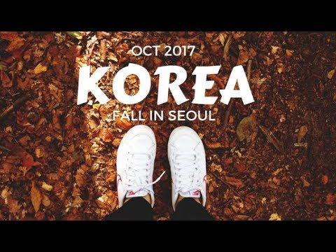 Trip to Seoul,  South Korea (Oct. 13-17, 2017)