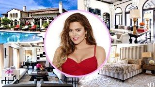 Khloe Kardashian House Tour 2017 | Calabasas, California | $7.2 Million Mansion