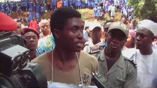 Faits divers à Foumban : La reconstitution des faits du meurtre du   proviseur Charles Etoundi