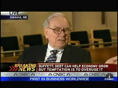 Buffett on Financials