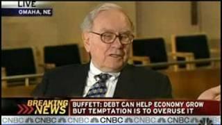 Buffett on Financials