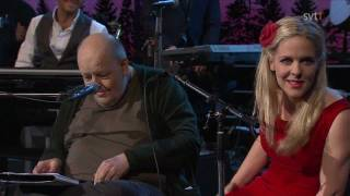 Freddie Wadling & Sofia Karlsson - Where The Wild Roses Grow - På Spåret 2011 - HD