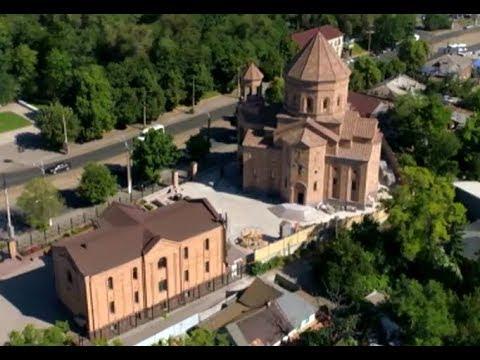 Армянская церковь св. Григора Лусаворича г. Днепр