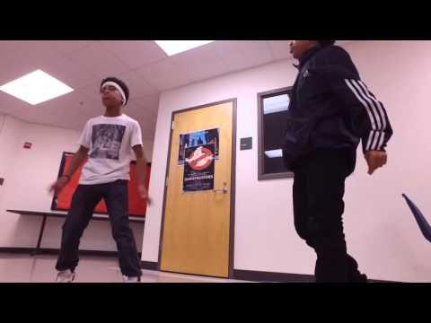@TRVP.TWINZ X @JAHOVAXJERRY - MR HOTSPOT DANCE FREESTYLE
