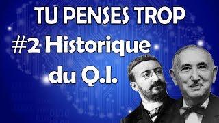 L'historique des tests de Q.I. - La chronique #2