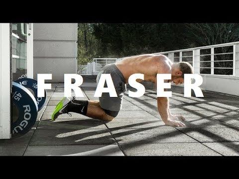 Mat Fraser  MOTIVATIONAL Workout Video  Mat Fraser  2017