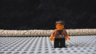 Covert Evidence Lego Trailer