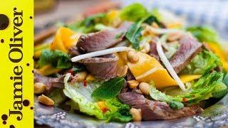 Tasty Thai Beef & Mango Salad | Donal Skehan