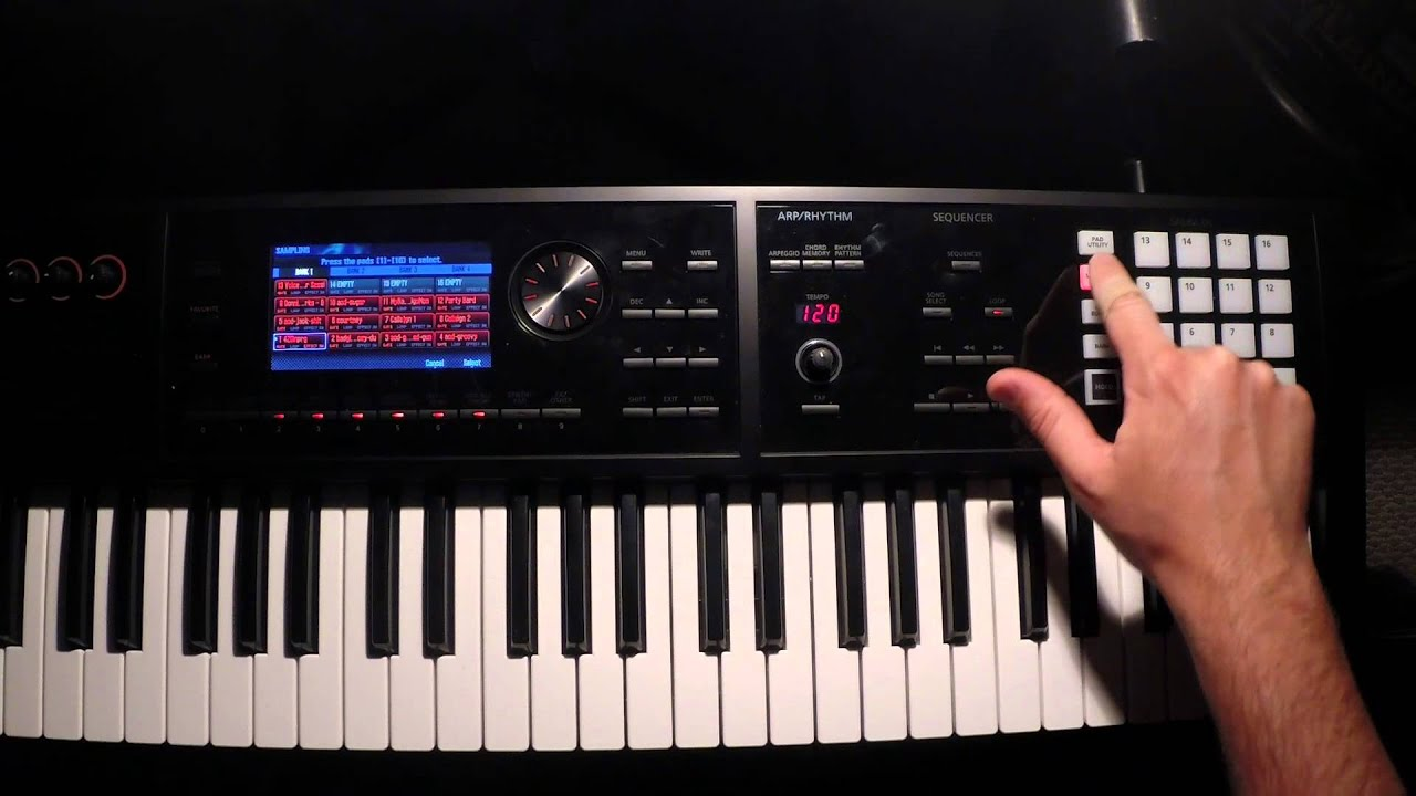 Roland FA 06/08 Tips Tricks | Tutorials and Information on