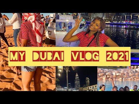 MY FAMILY DUBAI VLOG|Desert Safari+Lost chambers aquarium + The Dubai Fountain + Burj Khalifa