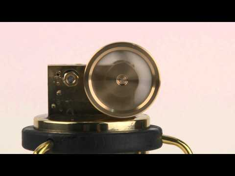 Wilesco D2 Working Tea Candle Steam Engine Travel Video