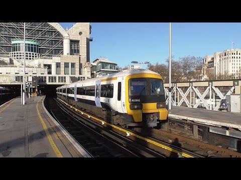 London Charing Cross Railway Station