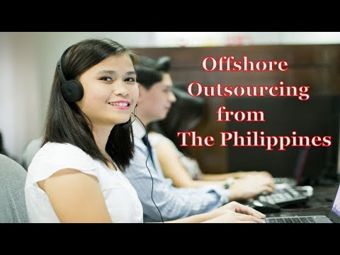Offshore Outsourcing Company from the Philippines