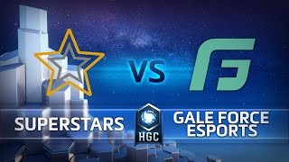 hgc na phase 1 part 2 game 5 superstars vs gale force esports